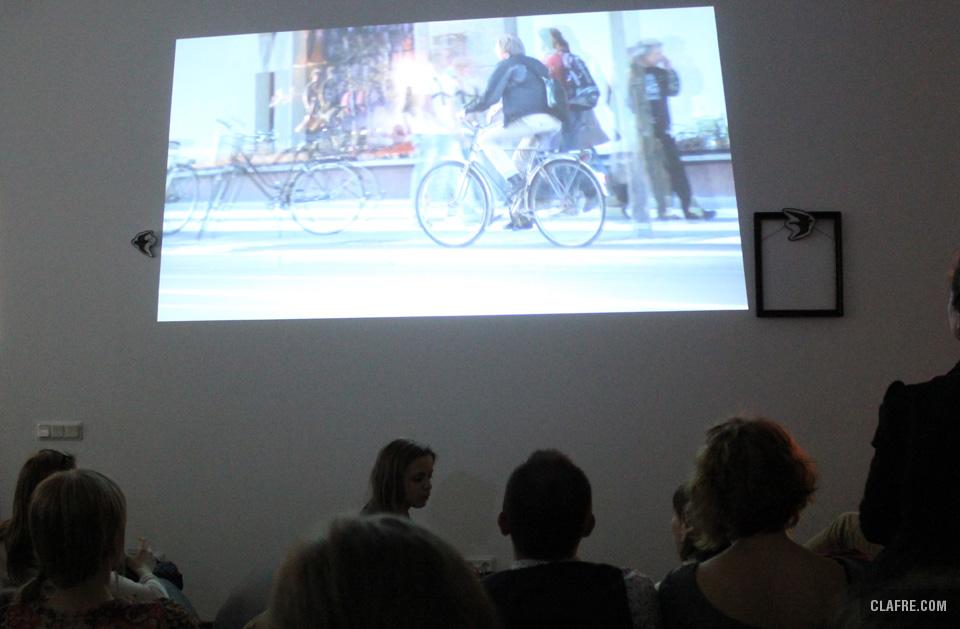 Показ фильма о велопутешествии по Европе