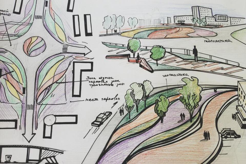 Первые клаузуры по проекту Новый город