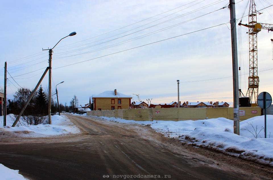 Шелонская улица