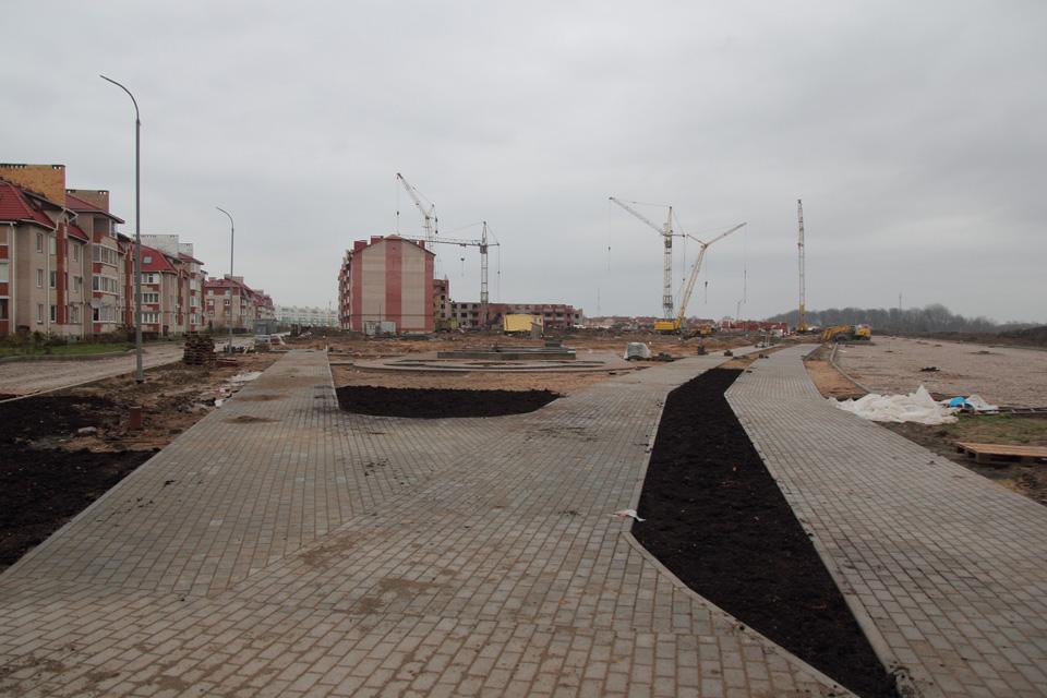 Дорожки в Псковском районе