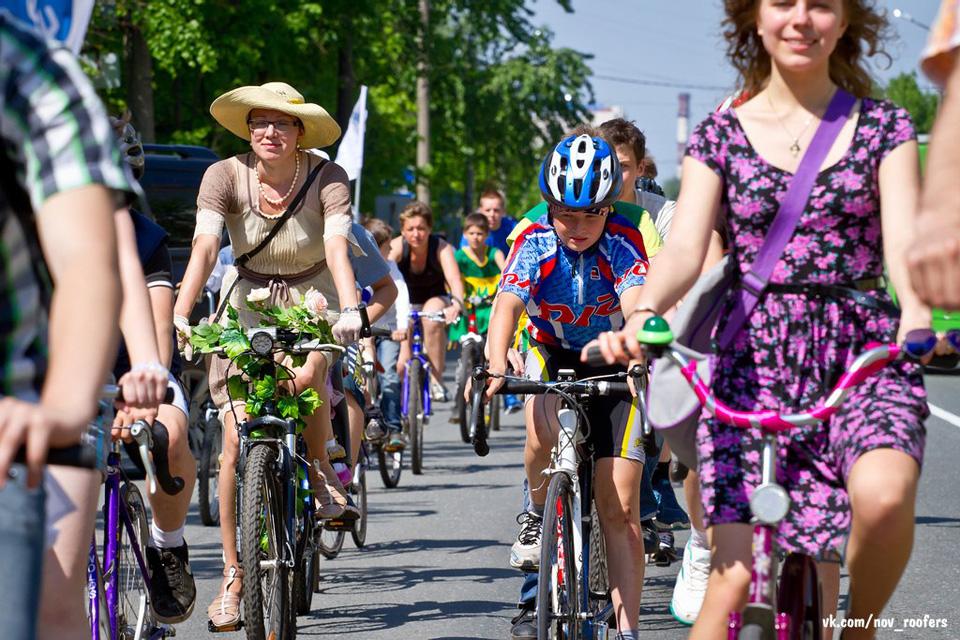 Велопробег «За безопасность на дорогах родного города»