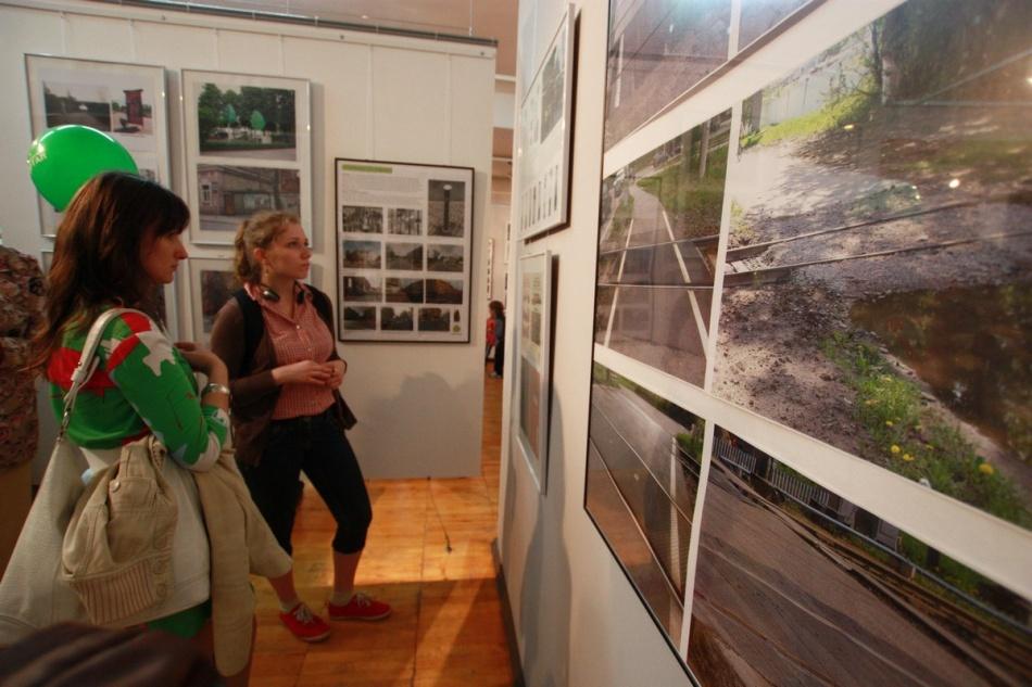 Выставка «Новый город»