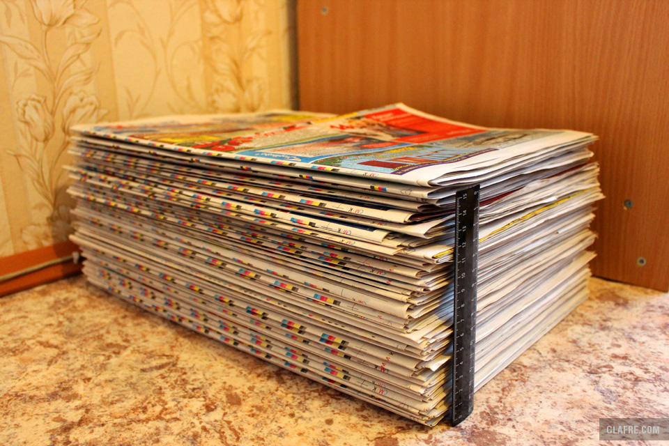 Бесплатные газеты за 3 месяца