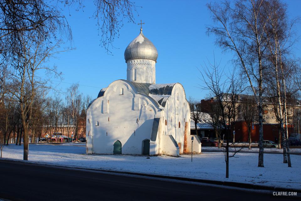 Церковь Власия на Волосовой улице