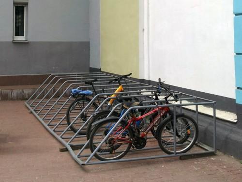 Велостоянка у ТЦ «Кей»