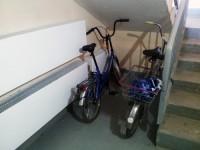 Евгений Нефедов: проблема придомового хранения велосипедов сдерживает развитие велосипедного движения