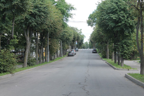 Кататься по Новгороду очень приятно