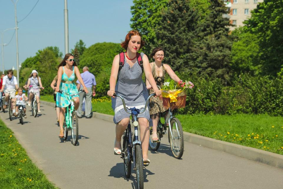 Велосипедный променад