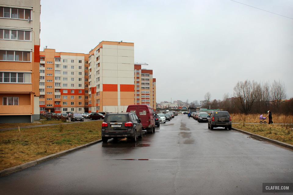Дорога соединит Космонавтов и Ломоносова