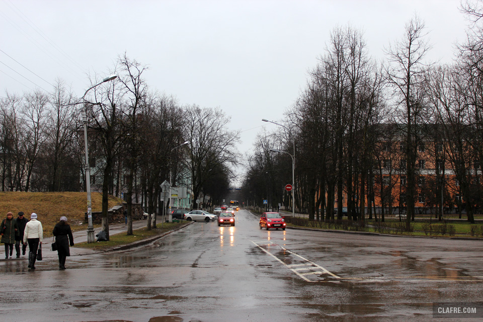 Улица Людогоща