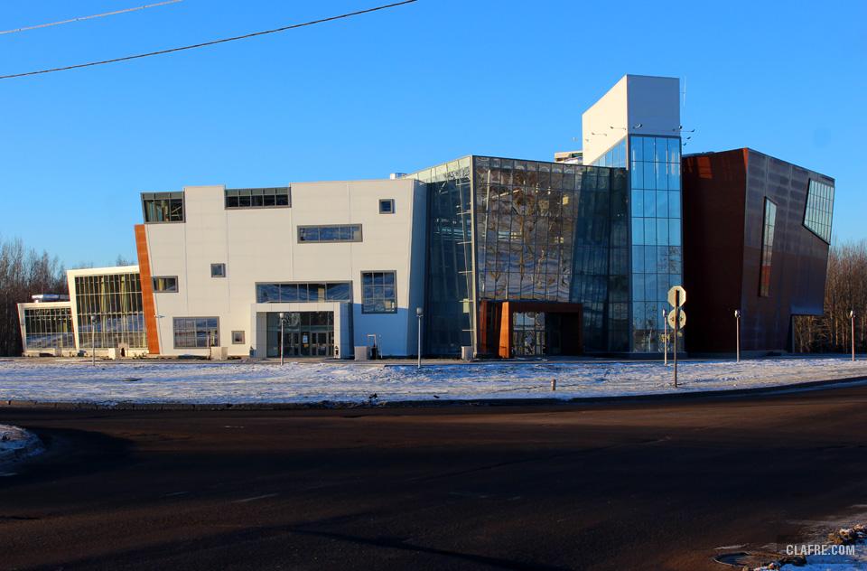 Элегия с перекрёстка улиц Державина и Московской