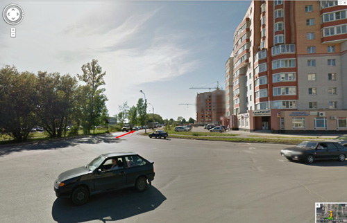 Улица Нехинская