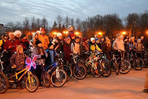 Велосветлячки 2014