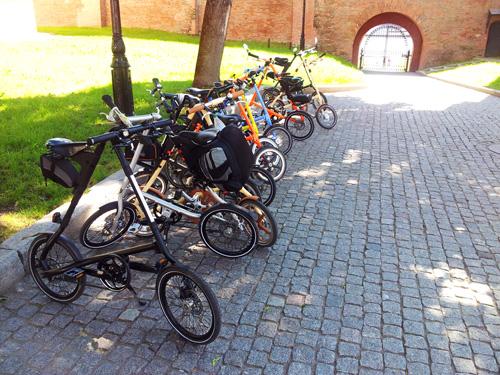 11 компактных велосипедов