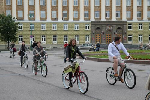 Велосипедный променад 2014