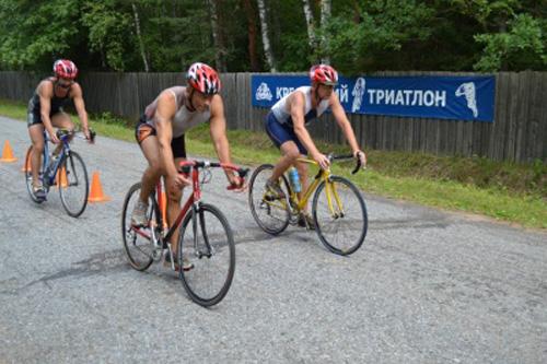 Крестецкий триатлон собрал рекордное количество участников