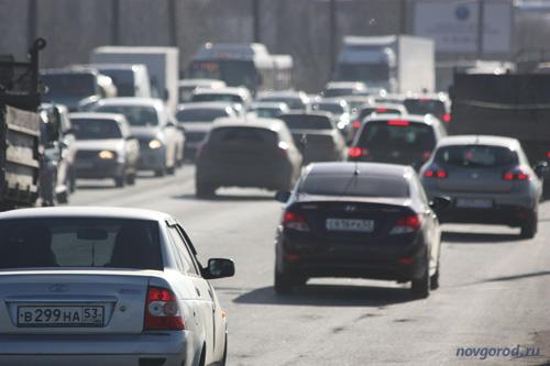 Новгородцам предлагают отказаться от автомобилей 1 сентября