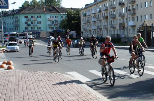 Новгородским властям предложили заказать исследование городской велоинфраструктуры у специалистов