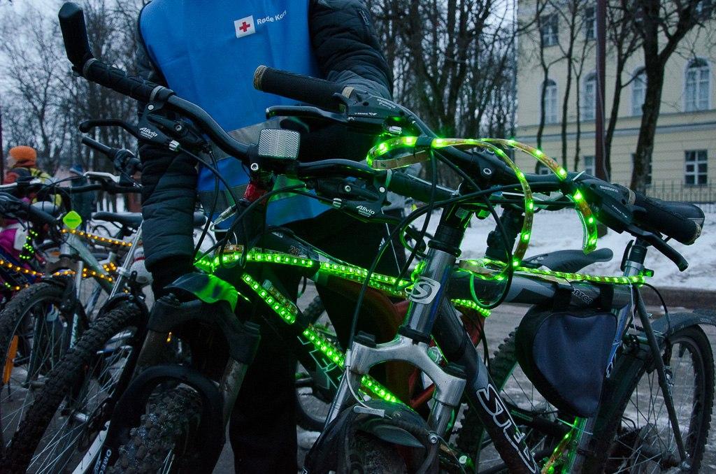 Велосветлячки 2013