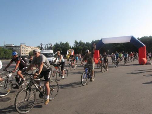 Велопробег «От Святой Софии до Юрьевской обители»