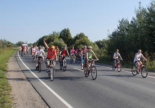 Губернаторский велопробег