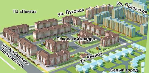 Псковский квадрат