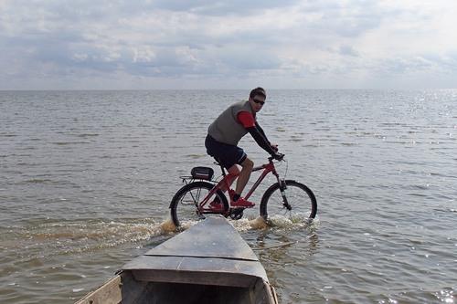 Велопоход «Берегом Ильменя»