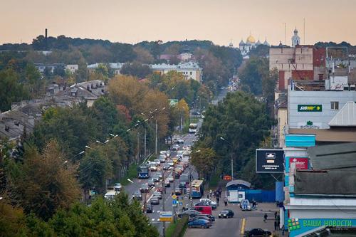 Великий Новгород в День без автомобиля