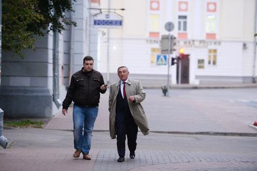 Мэр Великого Новгорода принял участие во Всемирном дне без автомобиля