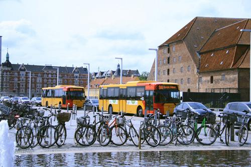 Велосипеды изменяют города