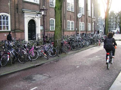 В 2034 году в Гамбурге не будет автомобилей