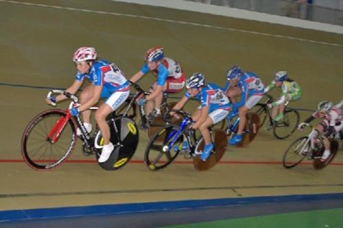 Новгородские велосипедистки стали призерами Кубка Санкт-Петербурга