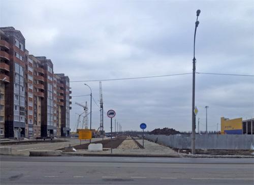 Строительство велодорожек в Великом Новгороде