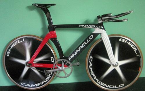 Современные велосипеды для наших сильнейших спортсменов