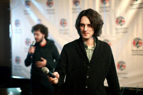 Максим Кац в Санкт-Петербурге