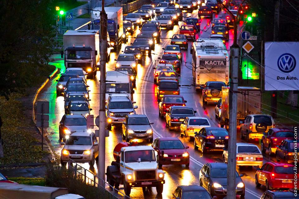 Мы не против автомобиля, мы за здравый смысл. Фото: Максим Озерцов