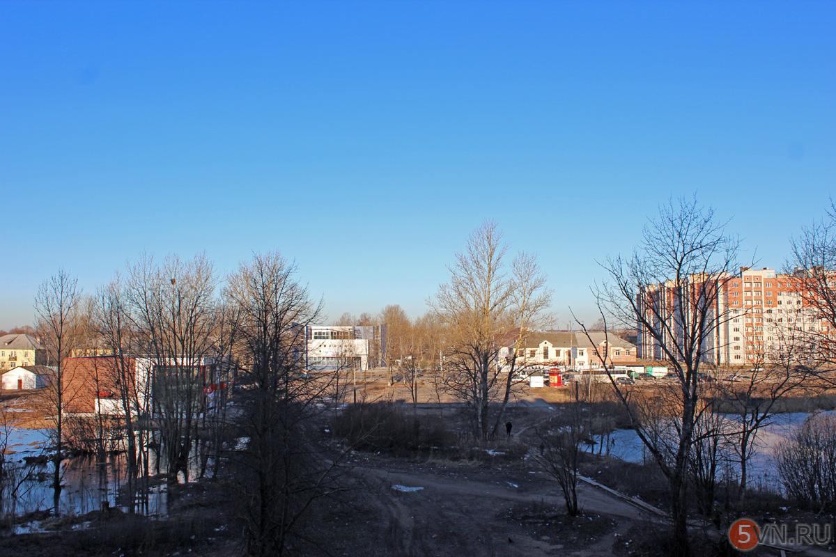Вид на улицу Сенная
