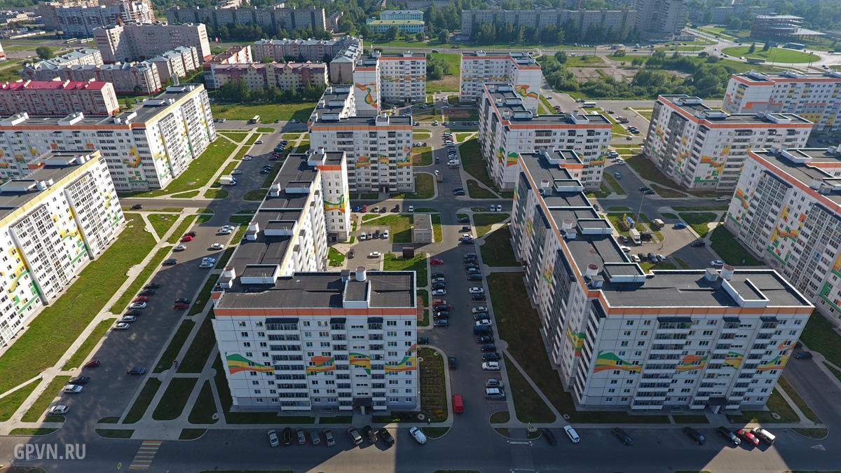 Большая Московская улица, дома 124, корпус 3