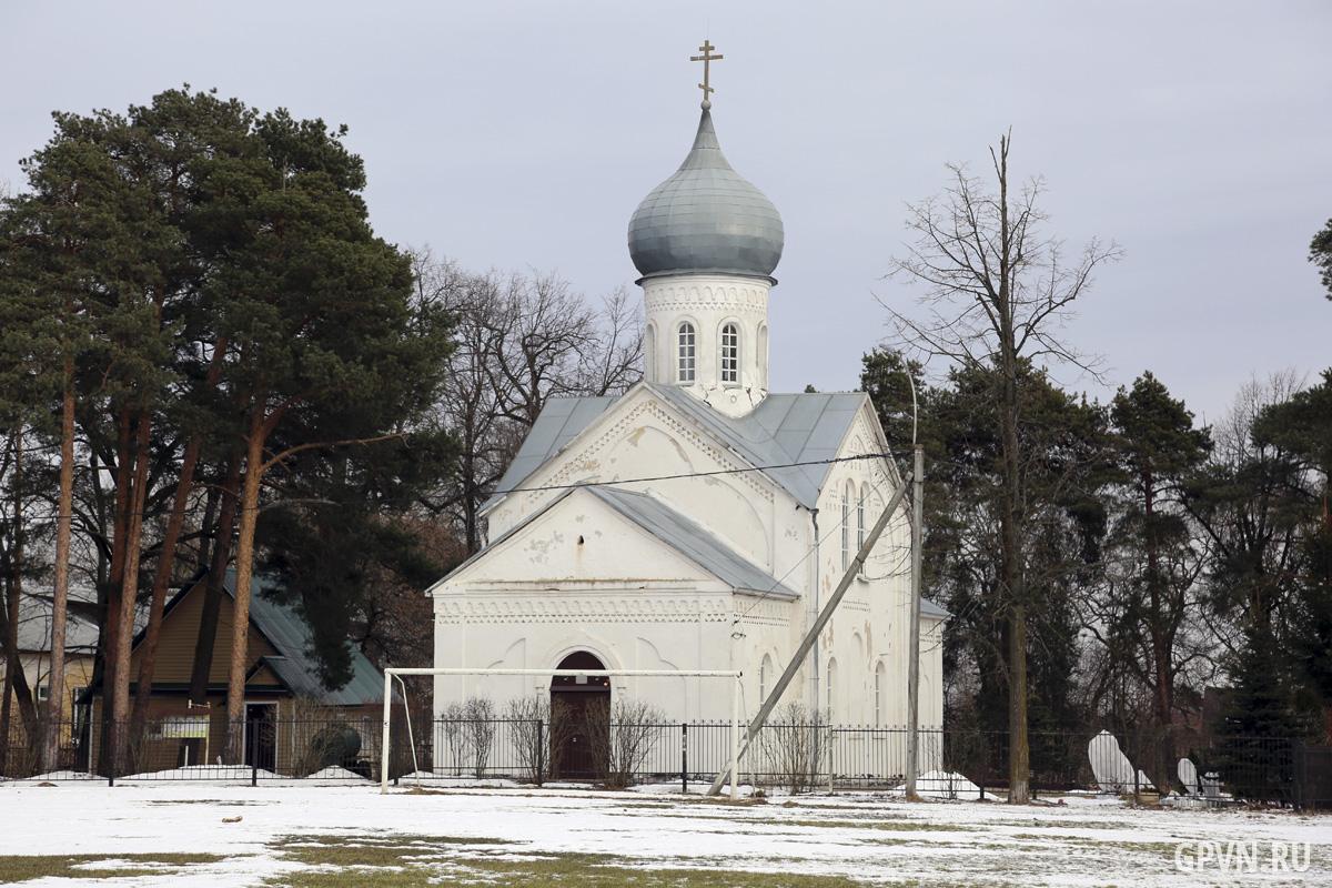 Церковь Святителя Никиты