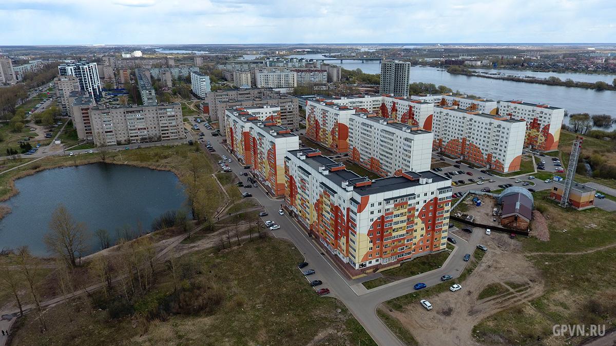 Жилой комплекс «Луговой»