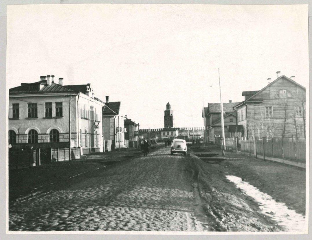 Улица Добрыня