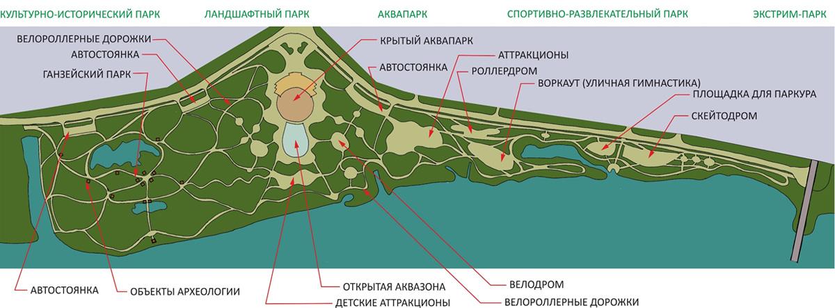 Парковый комплекс «Заполье»