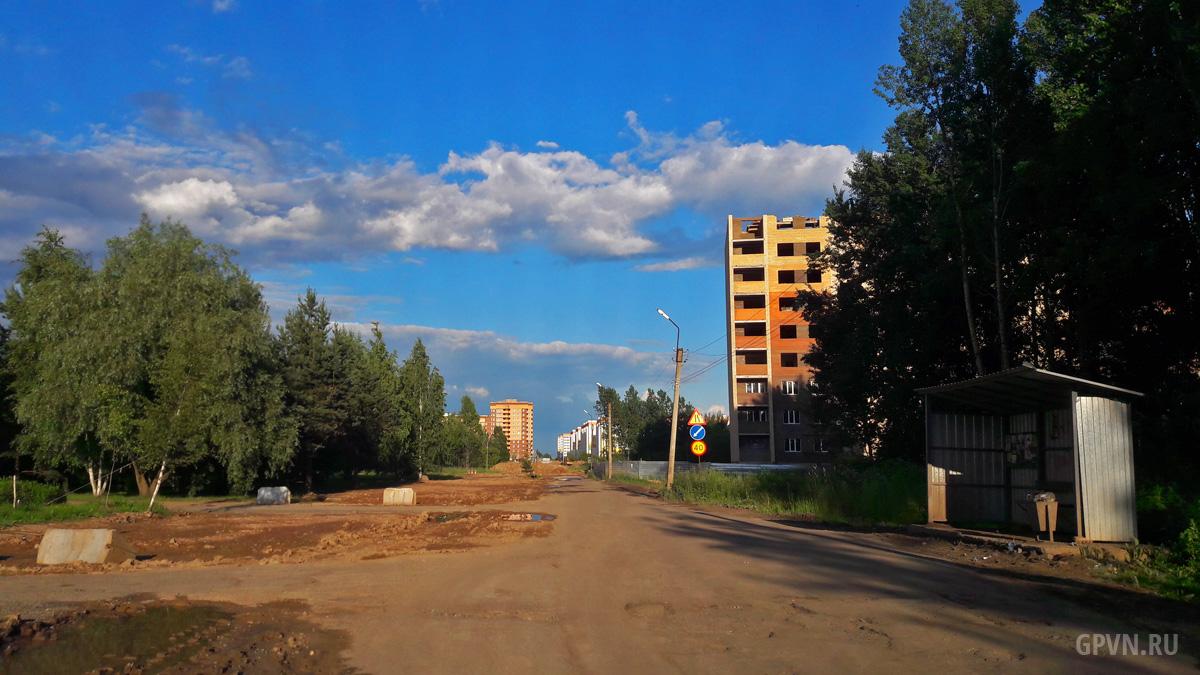 Улица профессора Сороки