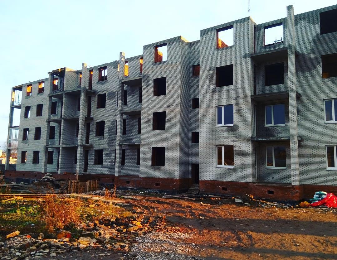 Строительство домов в Псковском районе