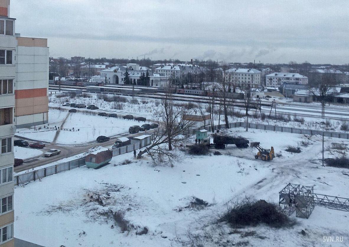 Строительство в Завокзальном районе