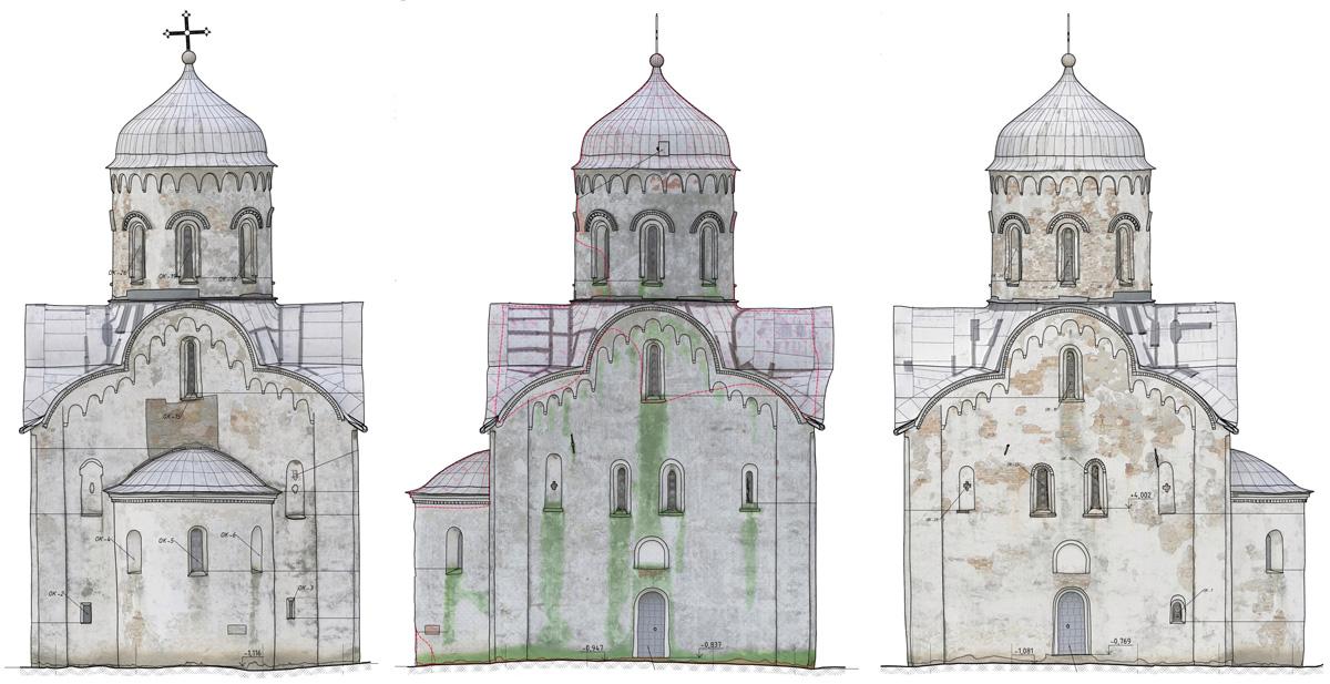 Церковь Николы на Липне