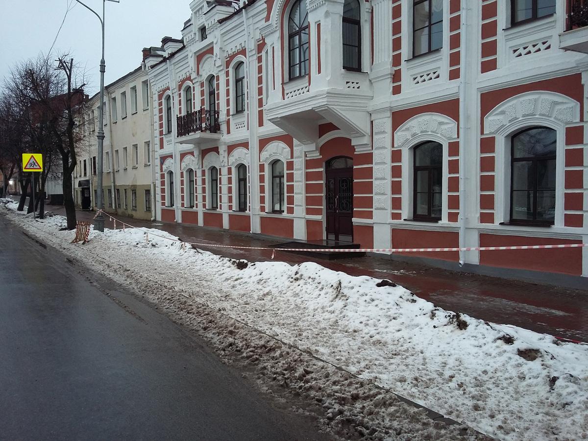 Дом 10 по Большой Московской улице
