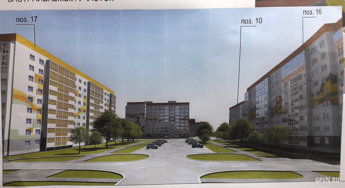 Проект нового дома в ЖК «Ивушки»