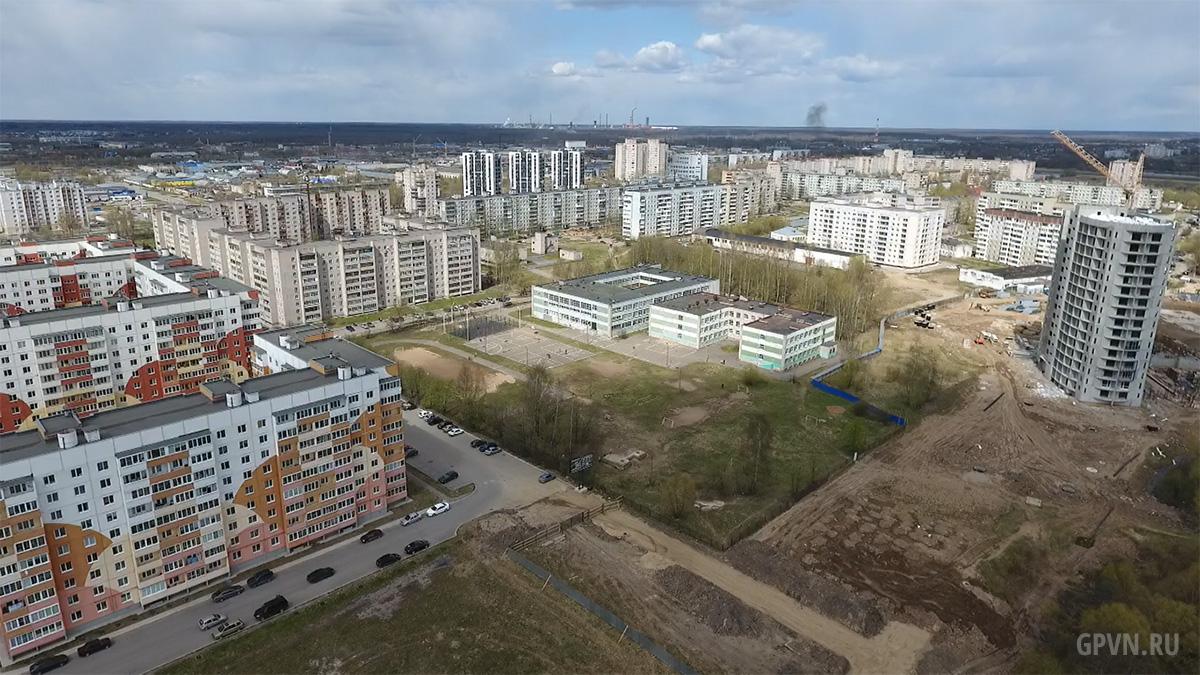 Северный жилой район