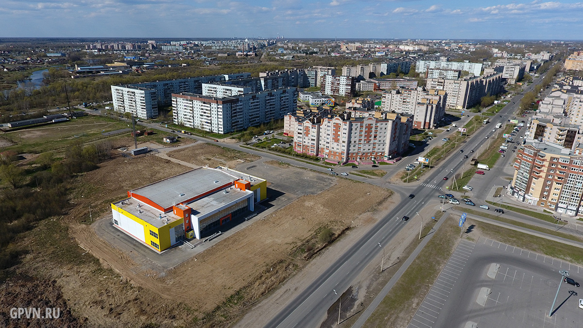 ФОК на Псковской